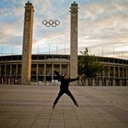 Tour Alemania 2010 - Estadio Olímpico