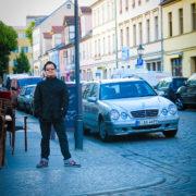Tour Alemania 2010 - Manuel Linares visita Potsdam