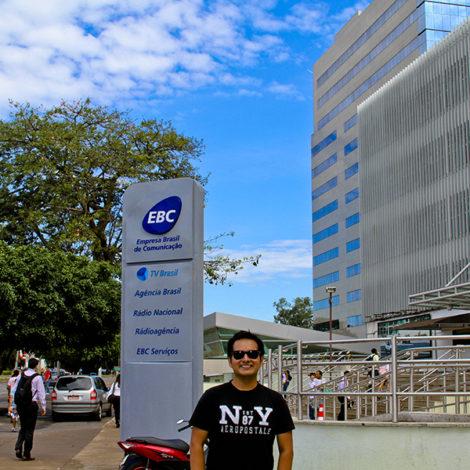 MANUcast en Brasil